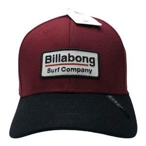Billabong Boardshort Co. Stretch Fit Hat Cap Size L/XL